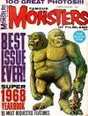 Famous Monsters of Filmland #1968 comic books for sale