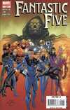 Fantastic Five #1 Comic Books - Covers, Scans, Photos  in Fantastic Five Comic Books - Covers, Scans, Gallery