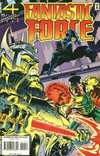 Fantastic Force #11 comic books - cover scans photos Fantastic Force #11 comic books - covers, picture gallery
