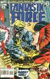 Fantastic Force #5 comic books - cover scans photos Fantastic Force #5 comic books - covers, picture gallery