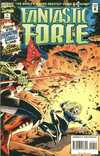 Fantastic Force #7 comic books - cover scans photos Fantastic Force #7 comic books - covers, picture gallery