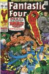 Fantastic Four #100 Comic Books - Covers, Scans, Photos  in Fantastic Four Comic Books - Covers, Scans, Gallery