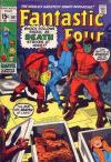 Fantastic Four #101 comic books - cover scans photos Fantastic Four #101 comic books - covers, picture gallery