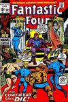 Fantastic Four #104 comic books - cover scans photos Fantastic Four #104 comic books - covers, picture gallery