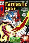 Fantastic Four #105 comic books - cover scans photos Fantastic Four #105 comic books - covers, picture gallery
