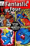 Fantastic Four #106 comic books - cover scans photos Fantastic Four #106 comic books - covers, picture gallery