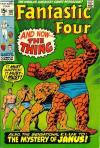Fantastic Four #107 comic books - cover scans photos Fantastic Four #107 comic books - covers, picture gallery