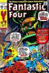 Fantastic Four #108 comic books - cover scans photos Fantastic Four #108 comic books - covers, picture gallery