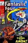 Fantastic Four #111 comic books - cover scans photos Fantastic Four #111 comic books - covers, picture gallery