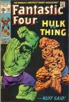 Fantastic Four #112 comic books - cover scans photos Fantastic Four #112 comic books - covers, picture gallery