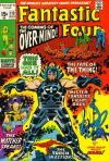 Fantastic Four #113 comic books - cover scans photos Fantastic Four #113 comic books - covers, picture gallery