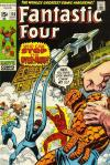 Fantastic Four #114 comic books - cover scans photos Fantastic Four #114 comic books - covers, picture gallery