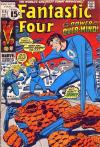 Fantastic Four #115 comic books - cover scans photos Fantastic Four #115 comic books - covers, picture gallery