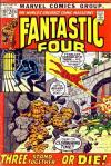 Fantastic Four #119 comic books - cover scans photos Fantastic Four #119 comic books - covers, picture gallery