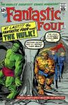 Fantastic Four #12 comic books - cover scans photos Fantastic Four #12 comic books - covers, picture gallery