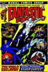 Fantastic Four #123 comic books - cover scans photos Fantastic Four #123 comic books - covers, picture gallery