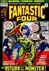 Fantastic Four #124 comic books - cover scans photos Fantastic Four #124 comic books - covers, picture gallery