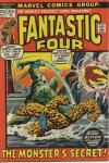 Fantastic Four #125 comic books - cover scans photos Fantastic Four #125 comic books - covers, picture gallery