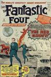 Fantastic Four #13 comic books - cover scans photos Fantastic Four #13 comic books - covers, picture gallery