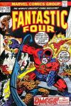 Fantastic Four #132 comic books - cover scans photos Fantastic Four #132 comic books - covers, picture gallery