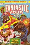 Fantastic Four #137 comic books - cover scans photos Fantastic Four #137 comic books - covers, picture gallery