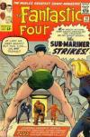 Fantastic Four #14 Comic Books - Covers, Scans, Photos  in Fantastic Four Comic Books - Covers, Scans, Gallery