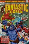 Fantastic Four #145 comic books - cover scans photos Fantastic Four #145 comic books - covers, picture gallery