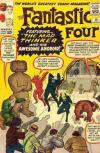 Fantastic Four #15 Comic Books - Covers, Scans, Photos  in Fantastic Four Comic Books - Covers, Scans, Gallery