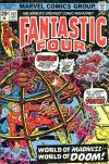 Fantastic Four #152 comic books - cover scans photos Fantastic Four #152 comic books - covers, picture gallery