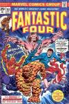 Fantastic Four #153 comic books - cover scans photos Fantastic Four #153 comic books - covers, picture gallery