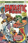 Fantastic Four #154 comic books - cover scans photos Fantastic Four #154 comic books - covers, picture gallery
