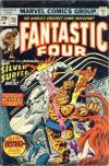 Fantastic Four #155 comic books - cover scans photos Fantastic Four #155 comic books - covers, picture gallery