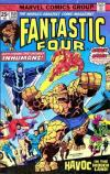 Fantastic Four #159 comic books - cover scans photos Fantastic Four #159 comic books - covers, picture gallery