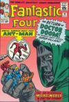 Fantastic Four #16 Comic Books - Covers, Scans, Photos  in Fantastic Four Comic Books - Covers, Scans, Gallery