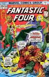 Fantastic Four #160 comic books - cover scans photos Fantastic Four #160 comic books - covers, picture gallery