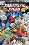 Fantastic Four #165 comic books - cover scans photos Fantastic Four #165 comic books - covers, picture gallery