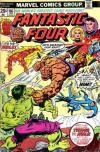 Fantastic Four #166 comic books - cover scans photos Fantastic Four #166 comic books - covers, picture gallery