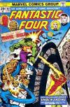 Fantastic Four #167 comic books - cover scans photos Fantastic Four #167 comic books - covers, picture gallery