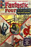 Fantastic Four #17 comic books - cover scans photos Fantastic Four #17 comic books - covers, picture gallery