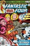 Fantastic Four #172 comic books - cover scans photos Fantastic Four #172 comic books - covers, picture gallery
