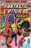 Fantastic Four #174 comic books - cover scans photos Fantastic Four #174 comic books - covers, picture gallery