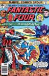 Fantastic Four #175 comic books - cover scans photos Fantastic Four #175 comic books - covers, picture gallery
