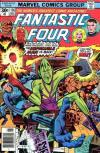 Fantastic Four #176 comic books - cover scans photos Fantastic Four #176 comic books - covers, picture gallery