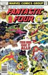 Fantastic Four #183 comic books - cover scans photos Fantastic Four #183 comic books - covers, picture gallery