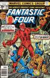 Fantastic Four #184 comic books - cover scans photos Fantastic Four #184 comic books - covers, picture gallery