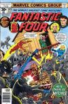 Fantastic Four #185 comic books - cover scans photos Fantastic Four #185 comic books - covers, picture gallery