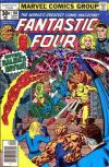 Fantastic Four #186 comic books - cover scans photos Fantastic Four #186 comic books - covers, picture gallery