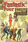 Fantastic Four #19 comic books - cover scans photos Fantastic Four #19 comic books - covers, picture gallery