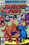 Fantastic Four #190 comic books - cover scans photos Fantastic Four #190 comic books - covers, picture gallery