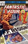 Fantastic Four #191 comic books - cover scans photos Fantastic Four #191 comic books - covers, picture gallery